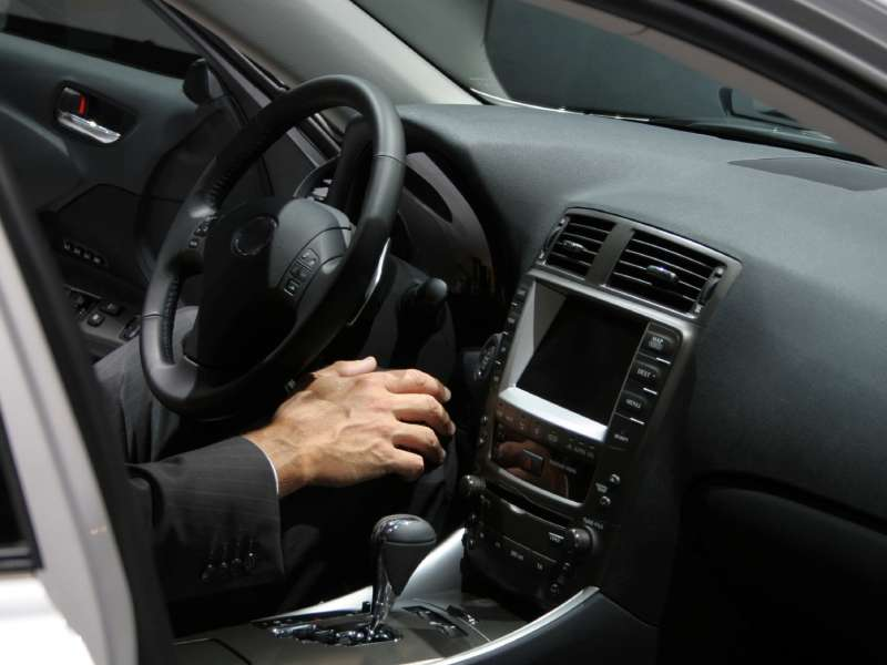 how to properly drive a manual