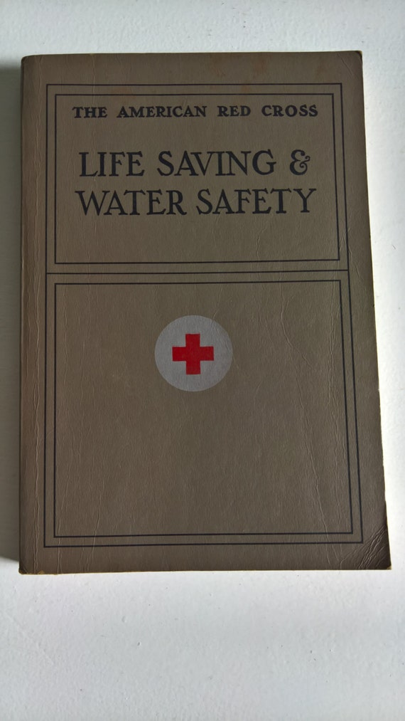 american red cross water safety instructor manual